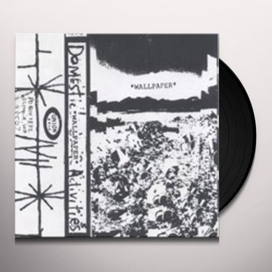 Wallpaper DOMESTIC LANDSCAPE ACTIVITIES Vinyl Record