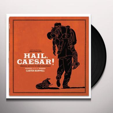 Carter Burwell HAIL CAESAR! / O.S.T. Vinyl Record