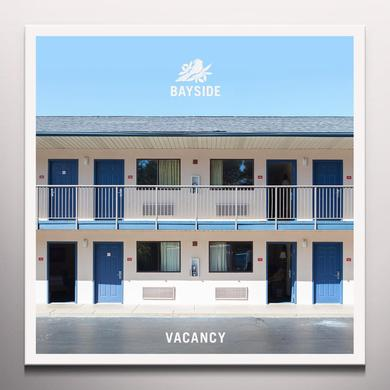 Bayside VACANCY Vinyl Record - Colored Vinyl, Yellow Vinyl, Digital Download Included