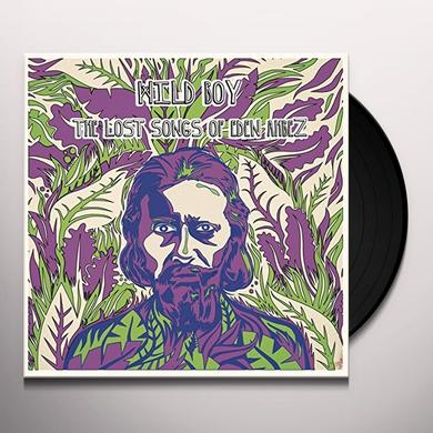 WILD BOY - THE LOST SONGS OF EDEN AHBEZ Vinyl Record