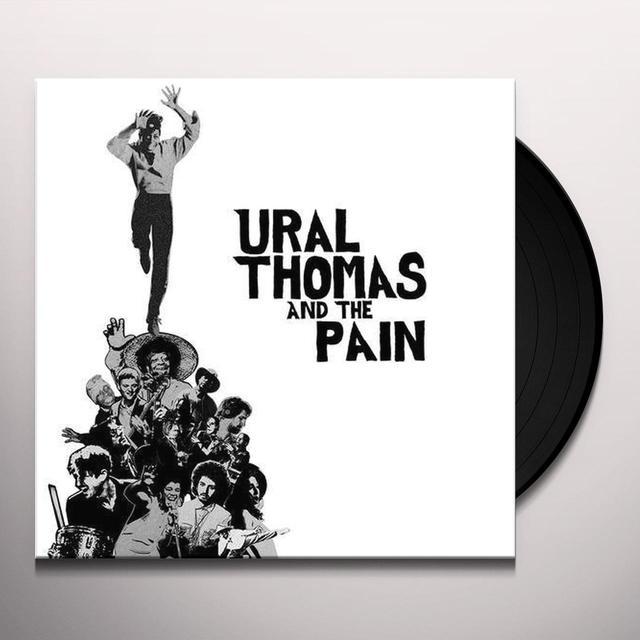 Ural Thomas & Pain URAL THOMAS AND THE PAIN Vinyl Record - Limited Edition