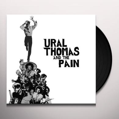 Ural Thomas & Pain URAL THOMAS AND THE PAIN Vinyl Record - Limited Edition