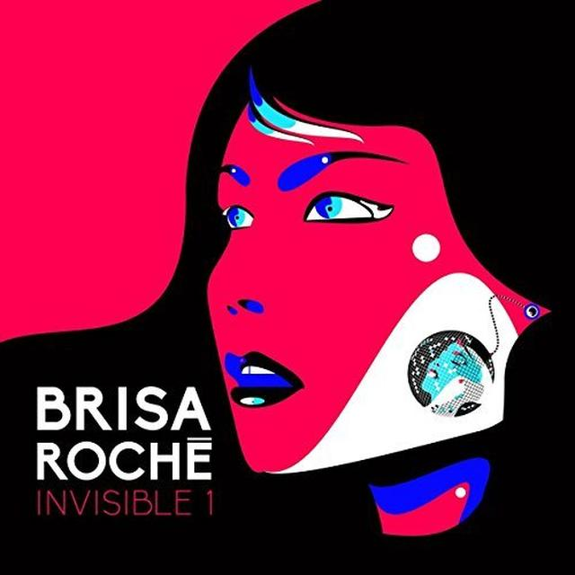 Brisa Roche INVISIBLE 1 Vinyl Record