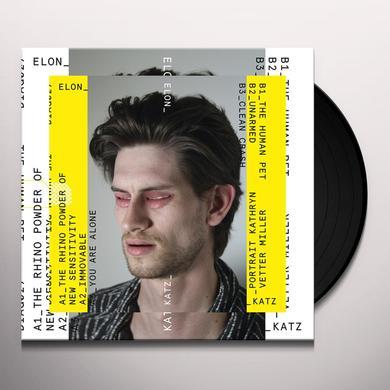 Elon Katz HUMAN PET Vinyl Record