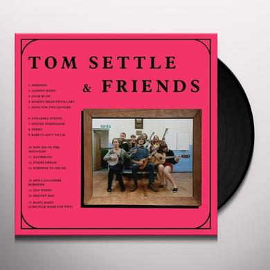Tom Settle & Friends OLD WAVES Vinyl Record