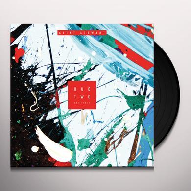 Clint Stewart HUB TWO Vinyl Record