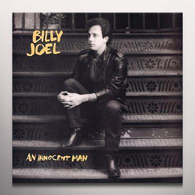 Billy Joel AN INNOCENT MAN Vinyl Record - Blue Vinyl, Clear Vinyl, Gatefold Sleeve, Limited Edition, 180 Gram Pressing