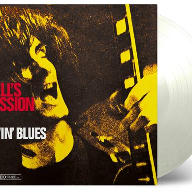 LIVIN' BLUES HELL'S SESSION Vinyl Record