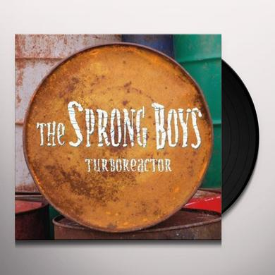 SPRONG BOYS / KARAMAZOV SPLIT Vinyl Record