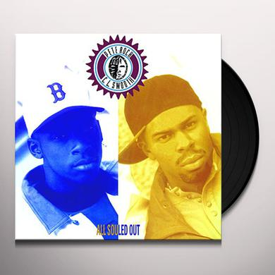 Pete Rock & Cl Smooth ALL SOULED OUT Vinyl Record - Holland Import