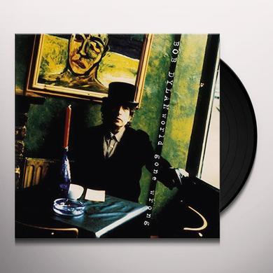 Bob Dylan WORLD GONE WRONG Vinyl Record - Holland Import