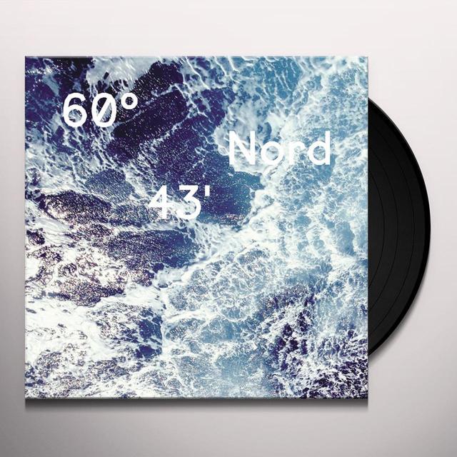 Molecule 60 43 NORD Vinyl Record - UK Release