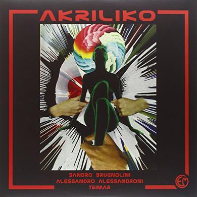 Alessandroni Brugnolini / Teimar AKRILIKO / O.S.T. Vinyl Record