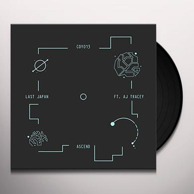 Last Japan / Aj Tracey ASCEND Vinyl Record - UK Import