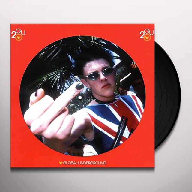 GLOBAL UNDERGROUND: CLASSIC VINYL 1 / VARIOUS (UK) GLOBAL UNDERGROUND: CLASSIC VINYL 1 / VARIOUS Vinyl Record - UK Import