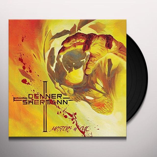 Denner / Shermann MASTERS OF EVIL Vinyl Record - UK Import