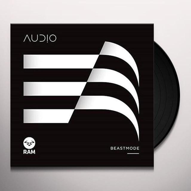 Audio BEASTMODE Vinyl Record - UK Import
