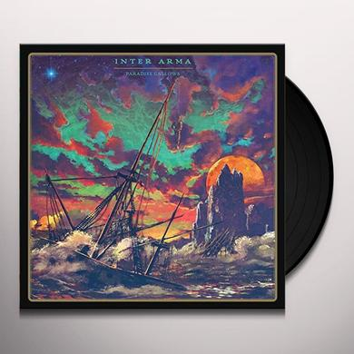 Inter Arma PARADISE GALLOWS Vinyl Record - UK Release