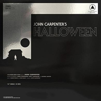 John Carpenter HALLOWEEN / ESCAPE FROM NEW YORK / O.S.T. Vinyl Record