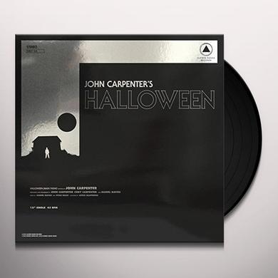John Carpenter HALLOWEEN / ESCAPE FROM NEW YORK / O.S.T. Vinyl Record - Picture Disc