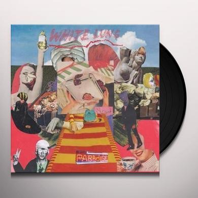 White Lung PARADISE GALLOWS (HK) Vinyl Record
