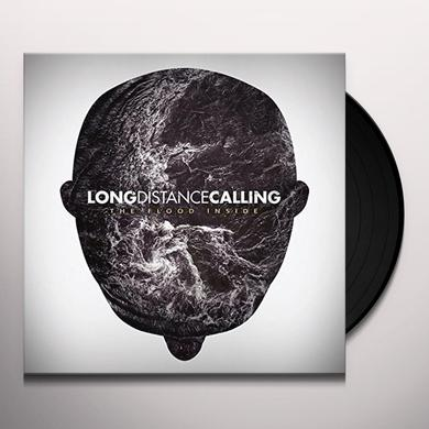 Long Distance Calling FLOOD INSIDE Vinyl Record - UK Import