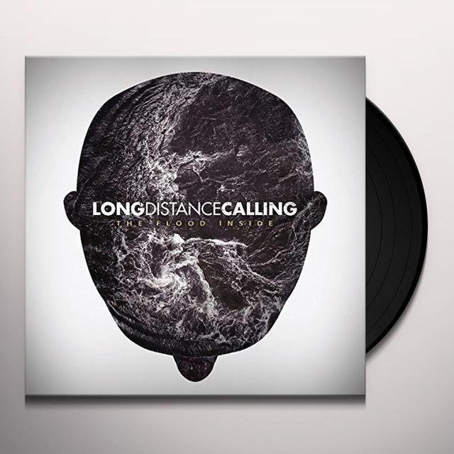 Long Distance Calling FLOOD INSIDE Vinyl Record - UK Import