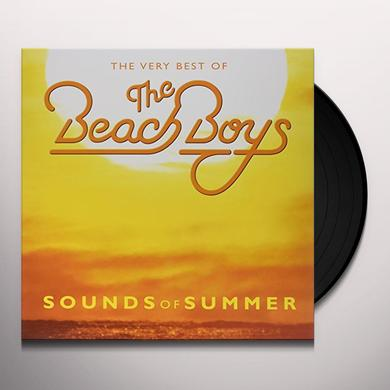 The Beach Boys SOUNDS OF SUMMER: VERY BEST OF Vinyl Record