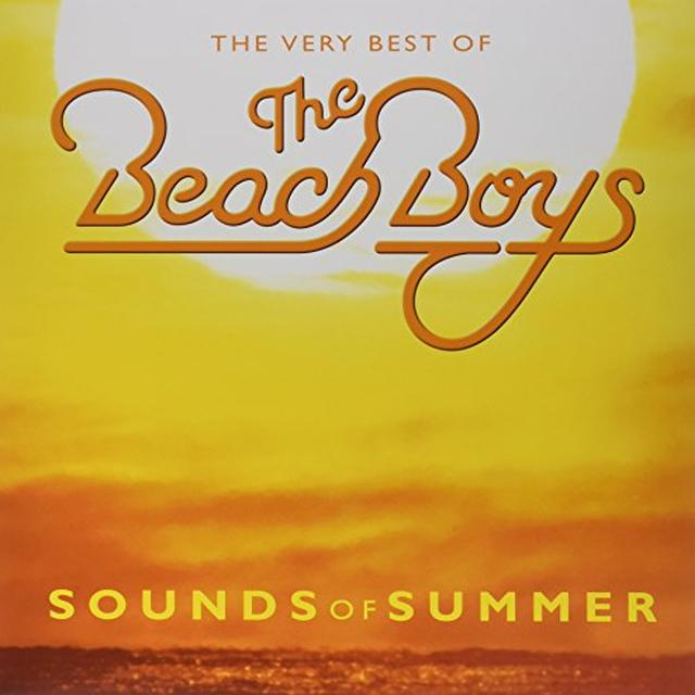 The Beach Boys SOUNDS OF SUMMER: VERY BEST OF (HK) Vinyl Record