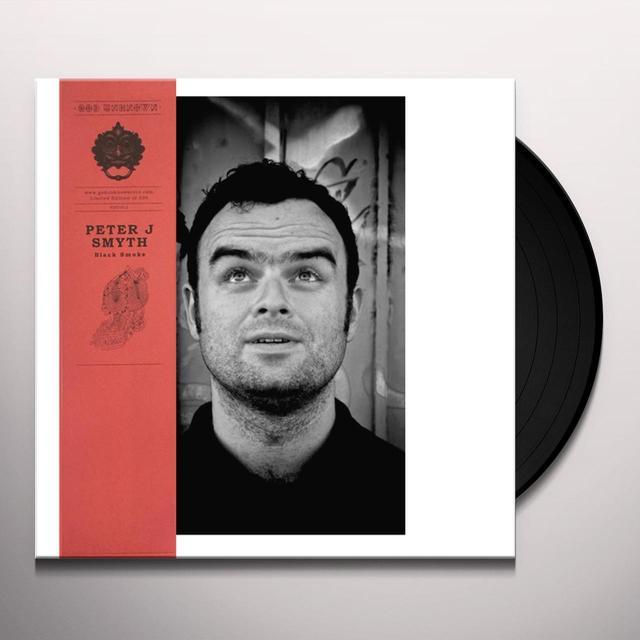 Peter J Smyth BLACK SMOKE Vinyl Record