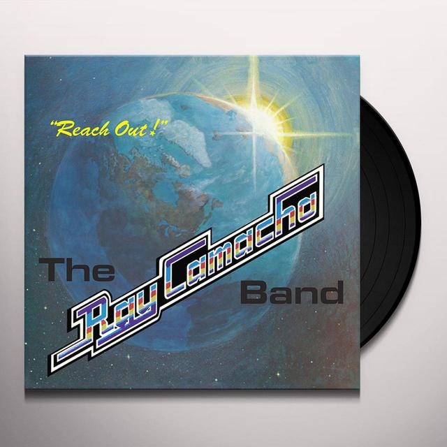 Ray Band Camacho REACH OUT Vinyl Record