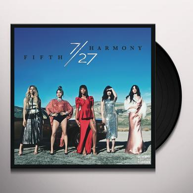 Fifth Harmony 7/27 (DLI) Vinyl Record