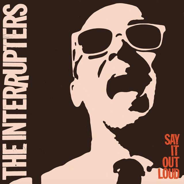The Interrupters SAY IT OUT LOUD Vinyl Record - w/CD