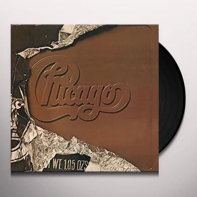 CHICAGO X Vinyl Record