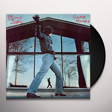 Billy Joel GLASS HOUSES Vinyl Record - Gatefold Sleeve, Limited Edition, 180 Gram Pressing, Anniversary Edition