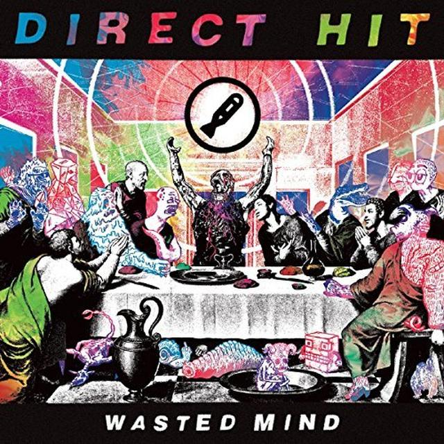 Direct Hit! WASTED MIND Vinyl Record