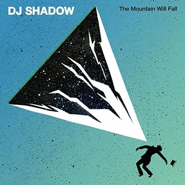 Dj Shadow MOUNTAIN WILL FALL Vinyl Record - Gatefold Sleeve, Digital Download Included