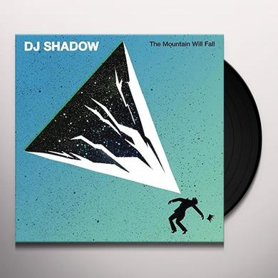 Dj Shadow MOUNTAIN WILL FALL Vinyl Record