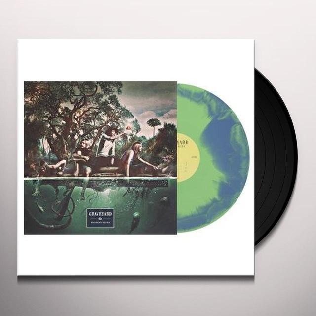 Graveyard HISINGEN BLUES Vinyl Record - Gatefold Sleeve, Limited Edition