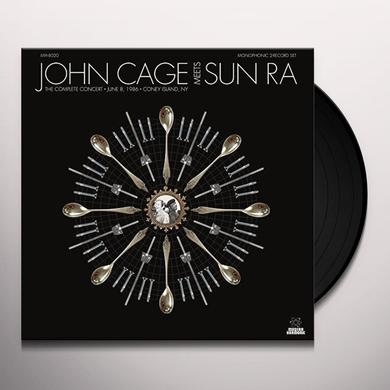 John Cage COMPLETE PERFORMANCE Vinyl Record - Gatefold Sleeve