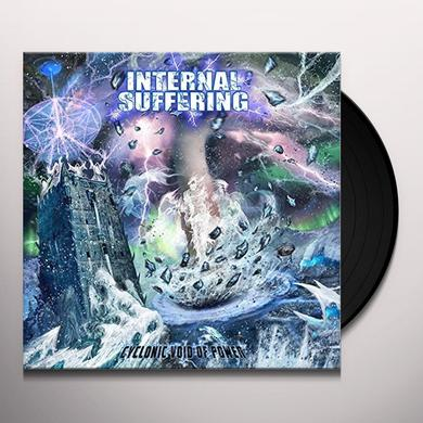 INTERNAL SUFFERING CYCLONIC VOID OF POWER Vinyl Record