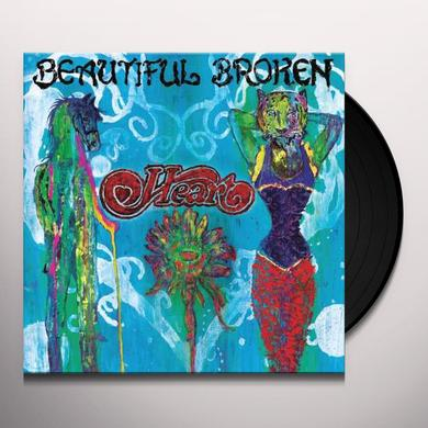 Heart BEAUTIFUL BROKEN Vinyl Record
