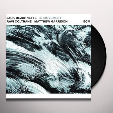 Jack Dejohnette / Ravi Coltrane / Matt Garrison IN MOVEMENT Vinyl Record