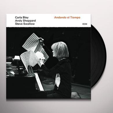 Carla Bley / Steve Swallow / Andy Sheppard ANDANDO EL TIEMPO Vinyl Record