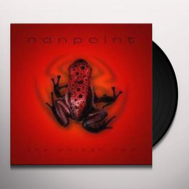 Nonpoint POISON RED Vinyl Record - Gatefold Sleeve