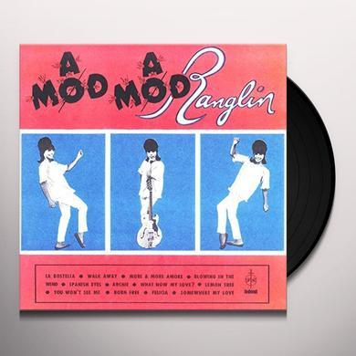 Ernest Ranglin MOD MOD RANGLIN Vinyl Record