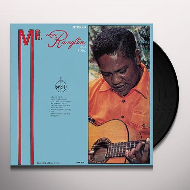 Ernest Ranglin MR RANGLIN WITH SOUL Vinyl Record