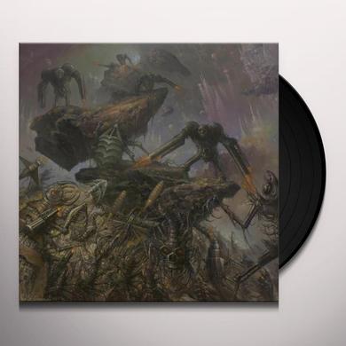 Artificial Brain LABYRINTH CONSTELLATION Vinyl Record