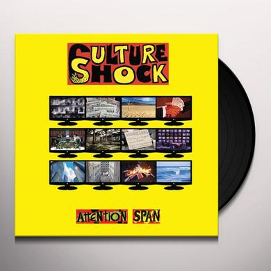 Culture Shock ATTENTION SPAN Vinyl Record