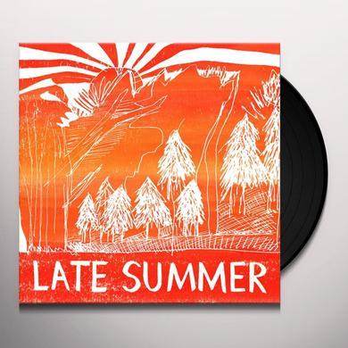 Rafi Bookstaber LATE SUMMER Vinyl Record